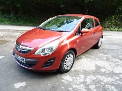 Vauxhall Corsa 1.3 CDTi ecoFLEX 16v SE 3dr (a/c)