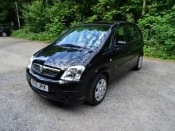 Vauxhall Meriva 1.6 i 16v Club 5dr SERVICE HISTORY 2010 (10 reg), MPV