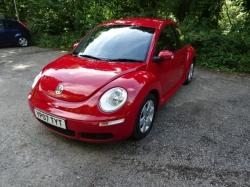 Volkswagen Beetle 1.6 Luna 3dr  2007 (07 reg), Hatchback