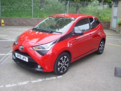 1919      AYGO 1.0 5DR X-TREND