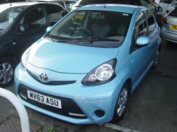 1363       AYGO MOVE 1.0 5DR, STYLE PACK