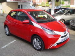 1464     AYGO 1.0 5DR X-PRESSION, ONLY 17K