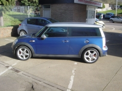0757     MINI CLUBMAN S AUTOMATIC 1.6 ESTATE