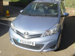 1313   YARIS 1.33 5DR AUTOMATIC TR