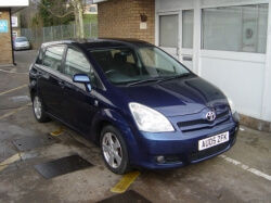 0505     VERSO 1.8 T3 5DR 7-SEATER