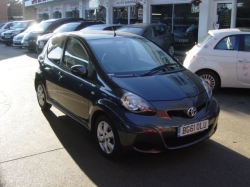 1161      AYGO GO 1.0 AUTOMATIC 5DR, ONLY 29000 MILES