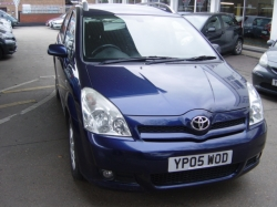 0505     VERSO 1.8 T SPIRIT 5DR 7 SEATER