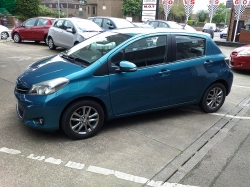1463   YARIS 1.33 5DR AUTOMATIC ICON+