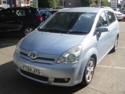 0404     VERSO 1.8 5DR T3 7-SEATER