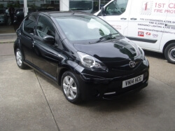 1414      AYGO 1.0 5DR MOVE WITH STYLE