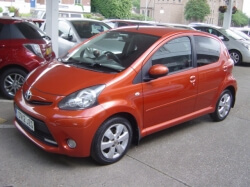 1212    AYGO 1.0 5DR FIRE