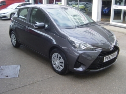 1767   YARIS 1.5 HYBRID AUTOMATIC ACTIVE 5DR, 8,000 MILES,