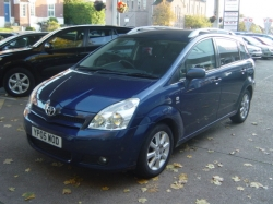 0505      VERSO T-SPIRIT 5DR 1.8 7-SEATER