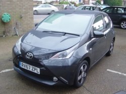1767      AYGO 1.0 5DR X-CLUSIV 3, ONLY 16,000 MILES