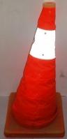 Collapsing cone
