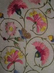 Custom Embroidered Waistcoat