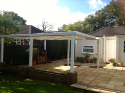 Style Free Standing Canopy