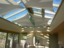 Approved installer for InShade Sail Shades