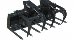 Industrial Grapple Hire