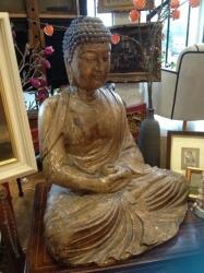 Buddha Serene Pose