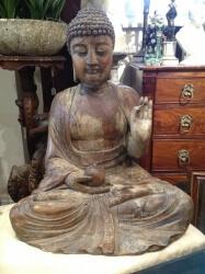 Buddha Open Hand