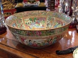 Cantonese Porcelain Bowl