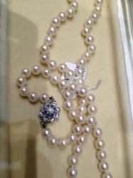 Vintage Cultured Pearl Necklace