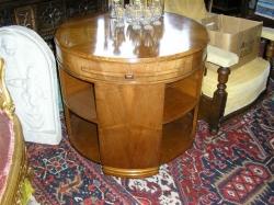 Walnut Art Deco