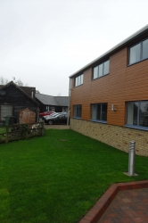 Barn Conversion to Offices & Associated Works