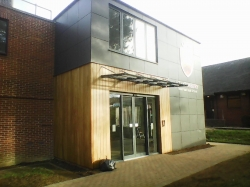 Alterations and Refurbishment to Library, Administration & Form New Reception