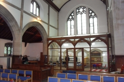 Oak Frame Meeting Room and Creche - Constructed Within Parish Church