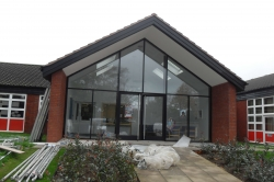 New Reception, Offices and Alterations
