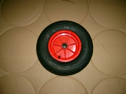 Plastic Trolley Wheel and Tyre