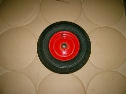 Metal Trolley Wheel and Tyre