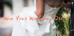 Win Your Wedding Dress!!