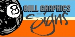 8 Ball Graphics - Cumbria