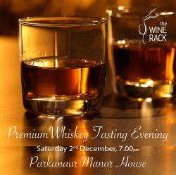Premium Whiskey Tasting