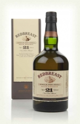 Redbreast 21Yr Old Irish Whiskey 70cl