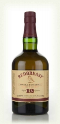 Redbreast 12 Year Old Irish Whiskey 70cl