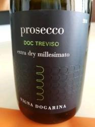 Dogarina Prosecco DOC Treviso Millesimato Spumante Extra Dry