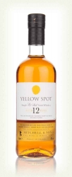 Mitchell & Son Yellow Spot 12yr Old Irish Whiskey 70cl