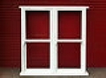 Timber Double Mock Sliding Sash window