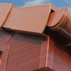 Dry Verge Roof System in Durham