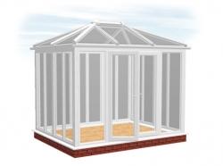 <b>The Kensington GS43L</b> Garden Building