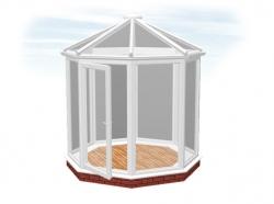<b>The Coniston GZ1</b> Garden Building