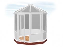 <b>The Coniston GZ1T</b> Garden Building