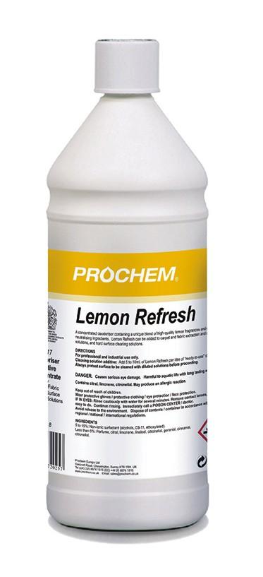 Prochem Lemon Refresh