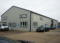 OFFICE, WAREHOUSE UNIT  & OPEN STORAGE YARD. PORTLAND WHARF,