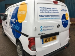 St Barnabas Hospice Re-Brand Project