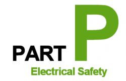 Part P Electrical Safety Logo
